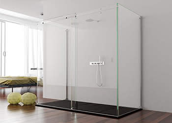 3 Sided Shower Enclosures