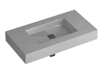 Wall Mounted Single Basins