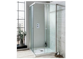 Corner Entry Shower Enclosures