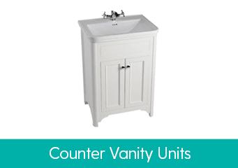 Counter Vanity Units