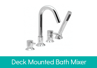 Deck Mounted Bath Shower Mixers
