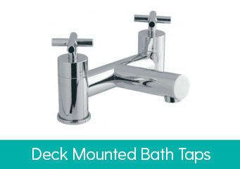 Deck Mounted Bath Taps