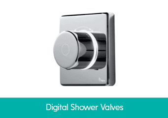 Digital Shower Valves