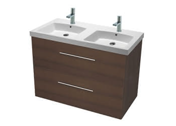 Double Basin Vanity Units