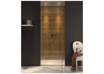 Recess Pivot Shower Door