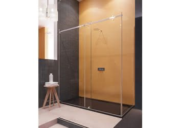 Sliding Shower Doors With Side Panels