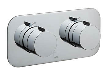 Thermostatic Two Way Concealed Valves
