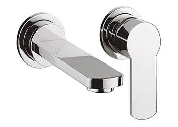 Wall Mounted Basin Taps