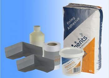Wet Room Construction Products