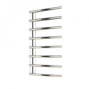 AVA Trend Polished Stainless Steel 1000x500mm Towel Rail