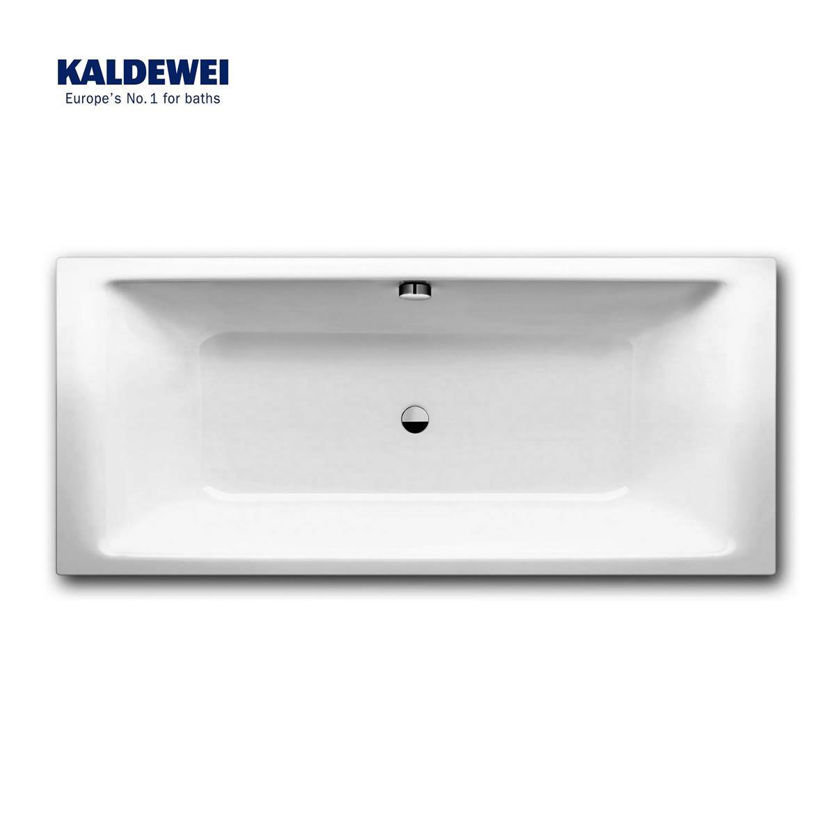 Kaldewei Puro Duo Bathtub, 20 20x20mm Alpine White,   Rrp ...