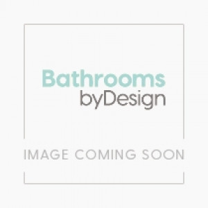 Roca The Gap-n Base Unit And Basin 600 X 440mm - 2 Soft-close Drawers - Dark Textured Wood