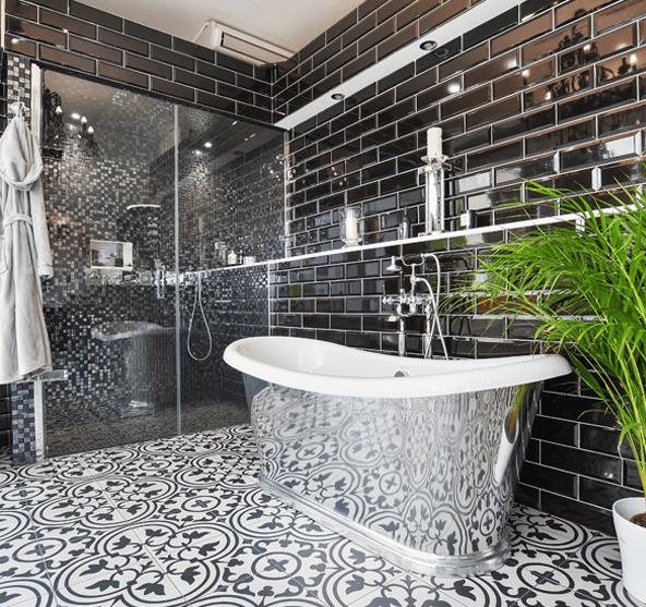Waldorf Master Bathroom