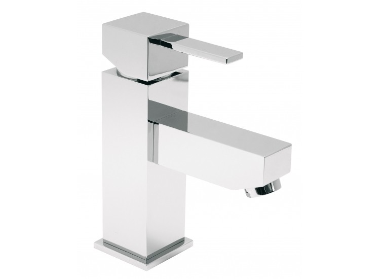 Bathroomsbydesign vado phase mini mono basin mixer smooth bodied single lev - Clic clac design contemporain ...