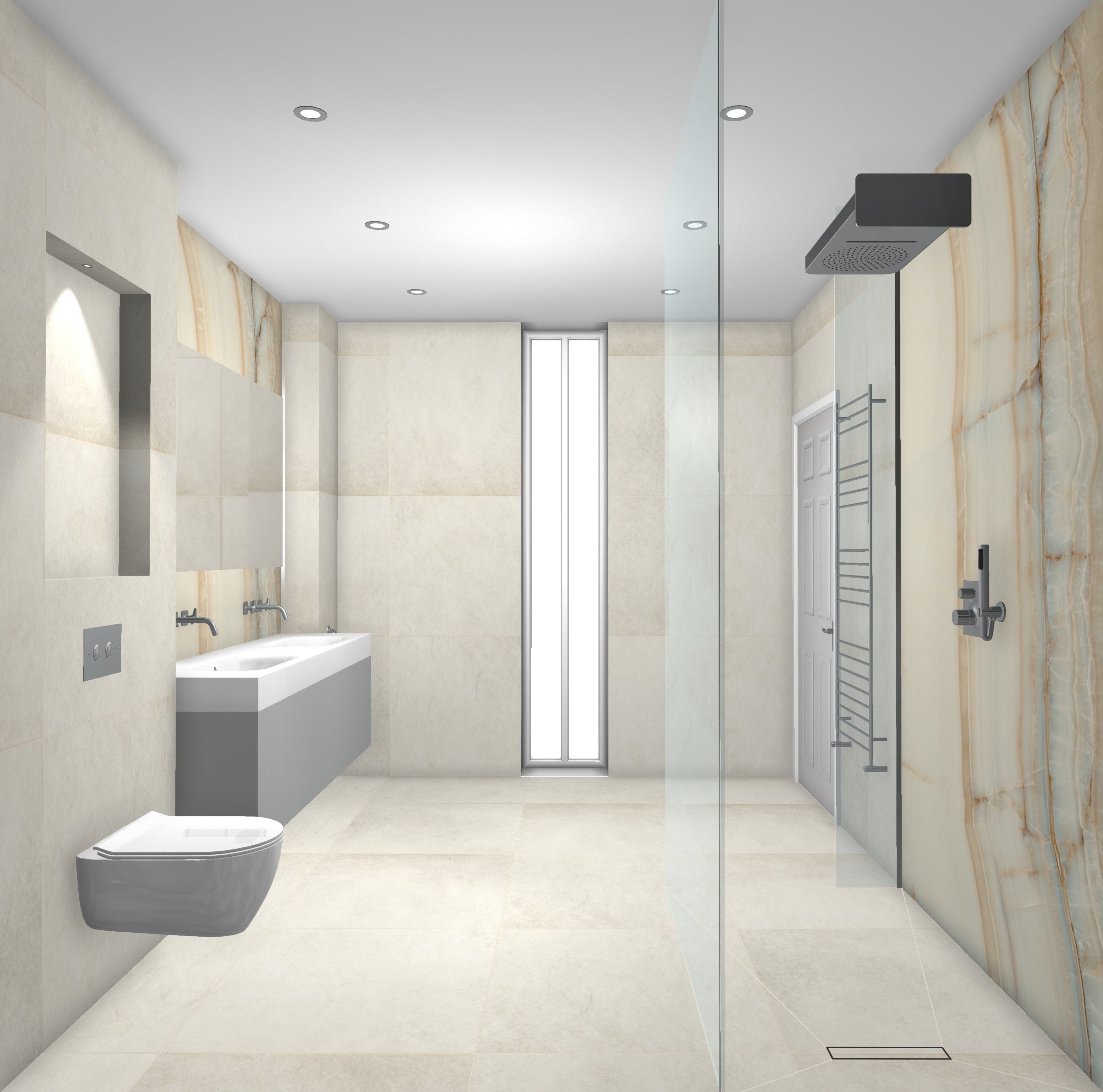 Blog - Design of the Week: Master Ensuite, Chiswick
