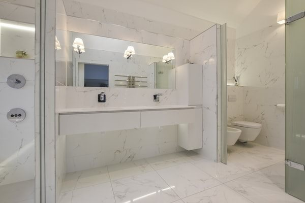 The Value In His And Hers Bathroom Features