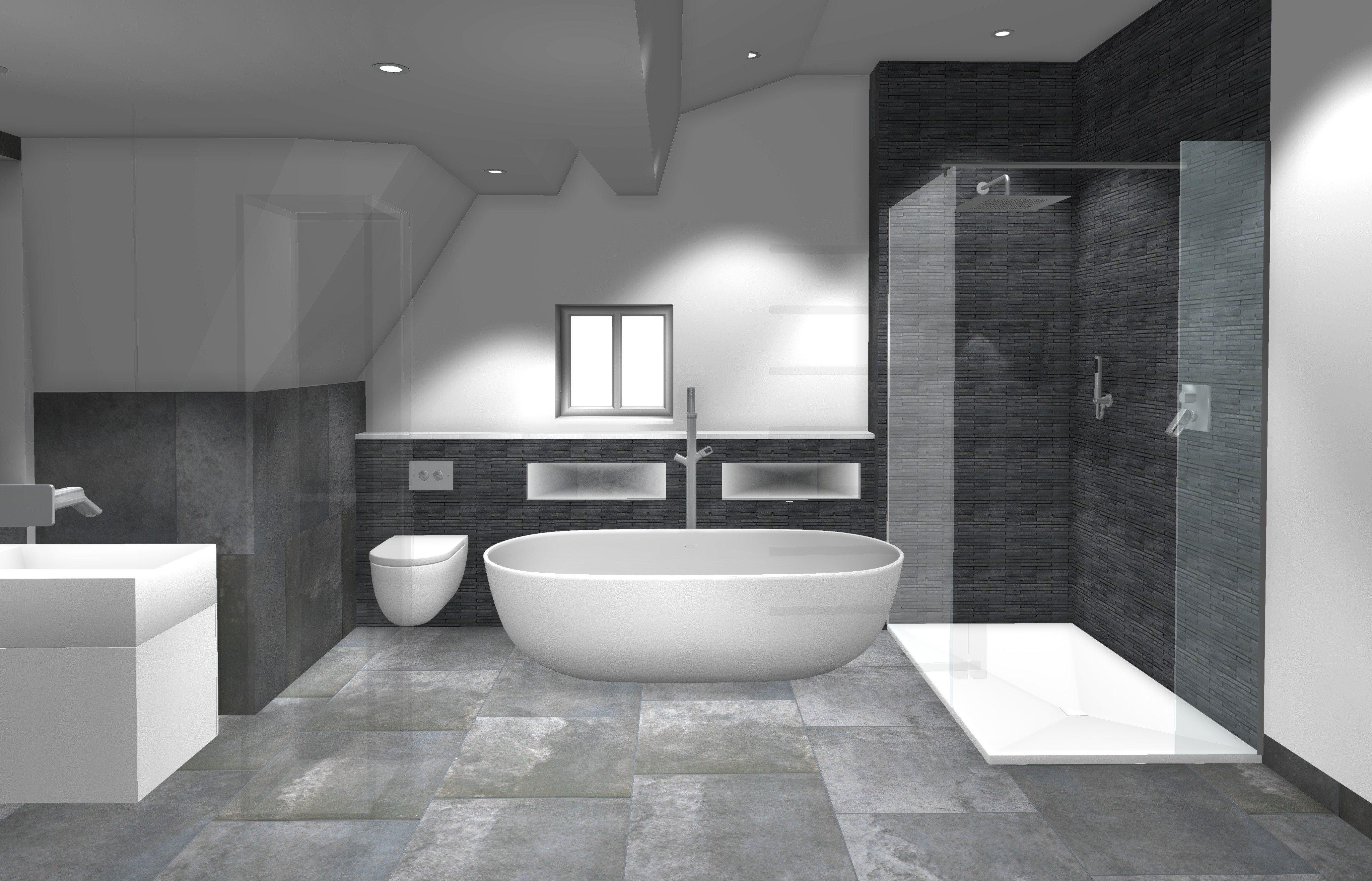 Blog - Design of the Week: Loft Bathroom in Ealing