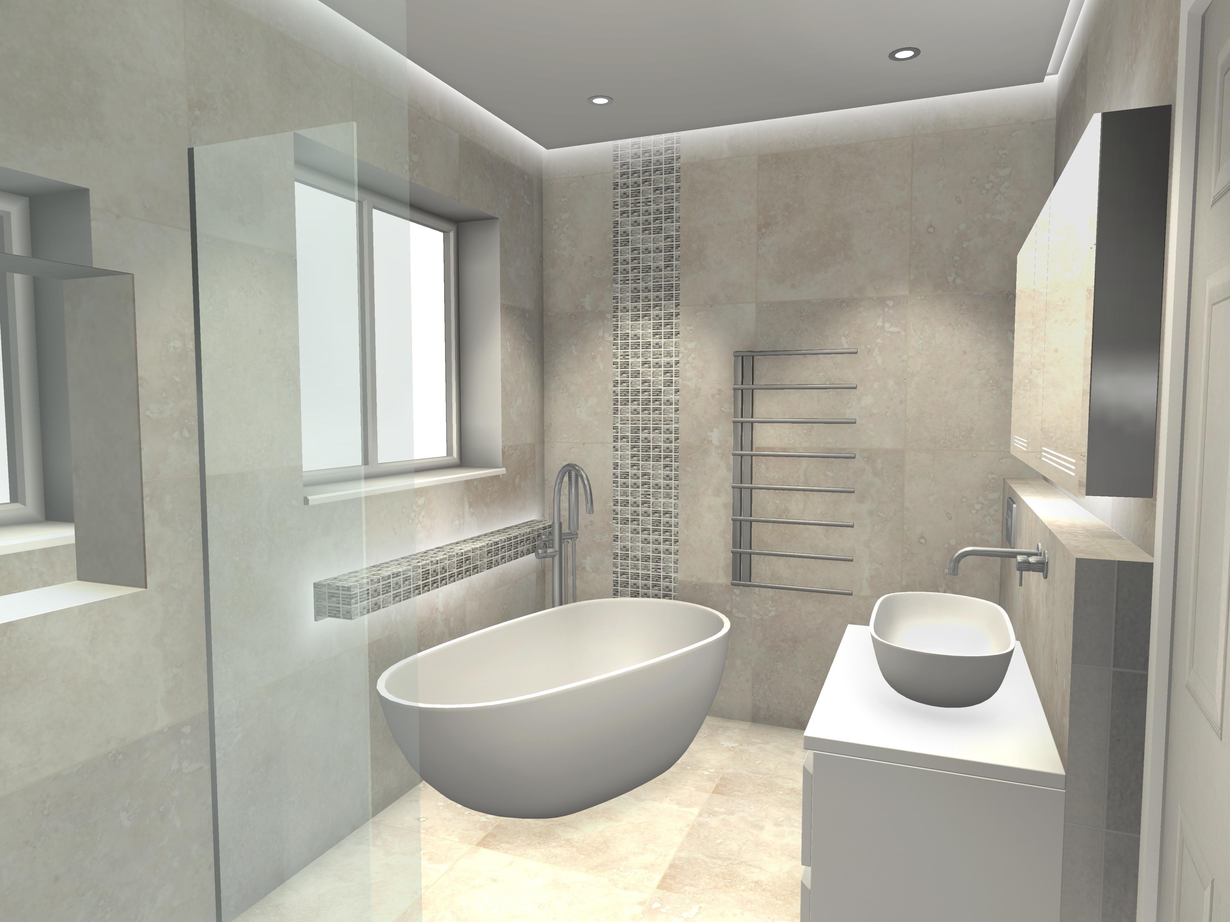 Room Type: Family Bathroom Designer: Nicky